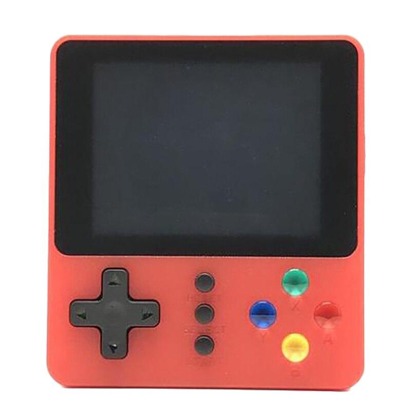Consola de videojuegos Retro portátil Mini bolsillo portátil caja de juegos 500...