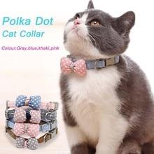 Collar ajustable para cachorros y gatos, collar pequeño para perros y mascotas con lazo de ante suave, collar con cuello de panda, Collar para mascotas #40