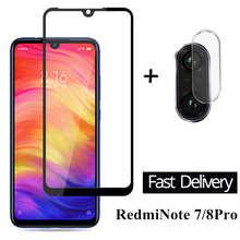 2 в 1 Защитное стекло для камеры Redmi 7 8 9A защита для экрана закаленное стекло для Xiaomi Redmi Note 7 8 9 10 pro пленка для объектива