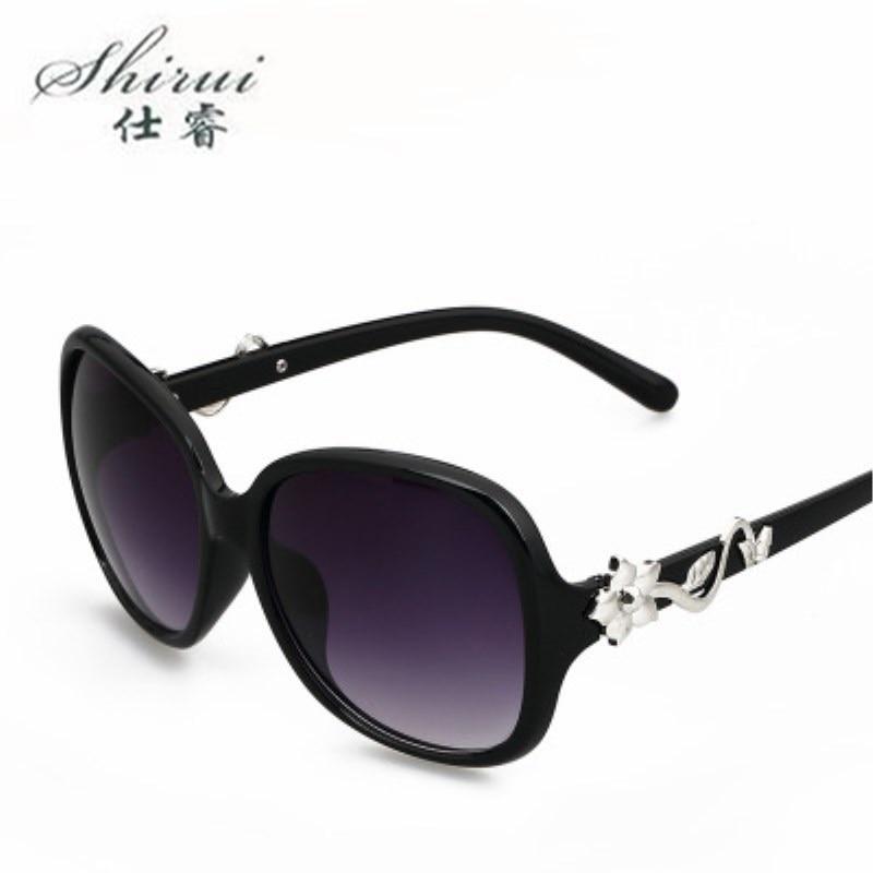 2020 New Fashion Oversized Sunglasses Women Brand Designer Vintage Gradient Cat Eye Sun Glasses Shad