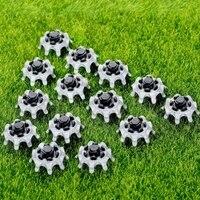 14 pcs fast studs tri lok golf shoesspikes pins accessories for footjoy