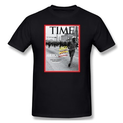 Black lives matter america 2020 preto vive yythk masculino básico manga curta camiseta tamanho europeu