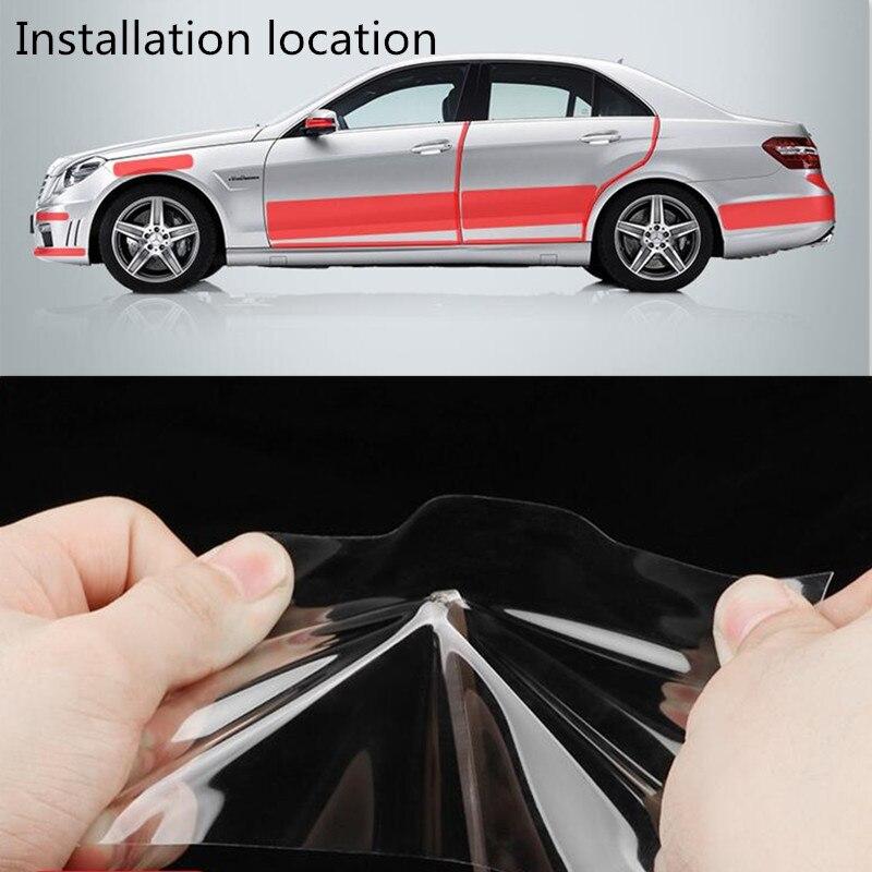 Coche de alta calidad pegatinas coche adhesivo para alféizar de puerta para creta toyota corolla cx-5 nissan leaf ford focus 1 opel astra h gtc