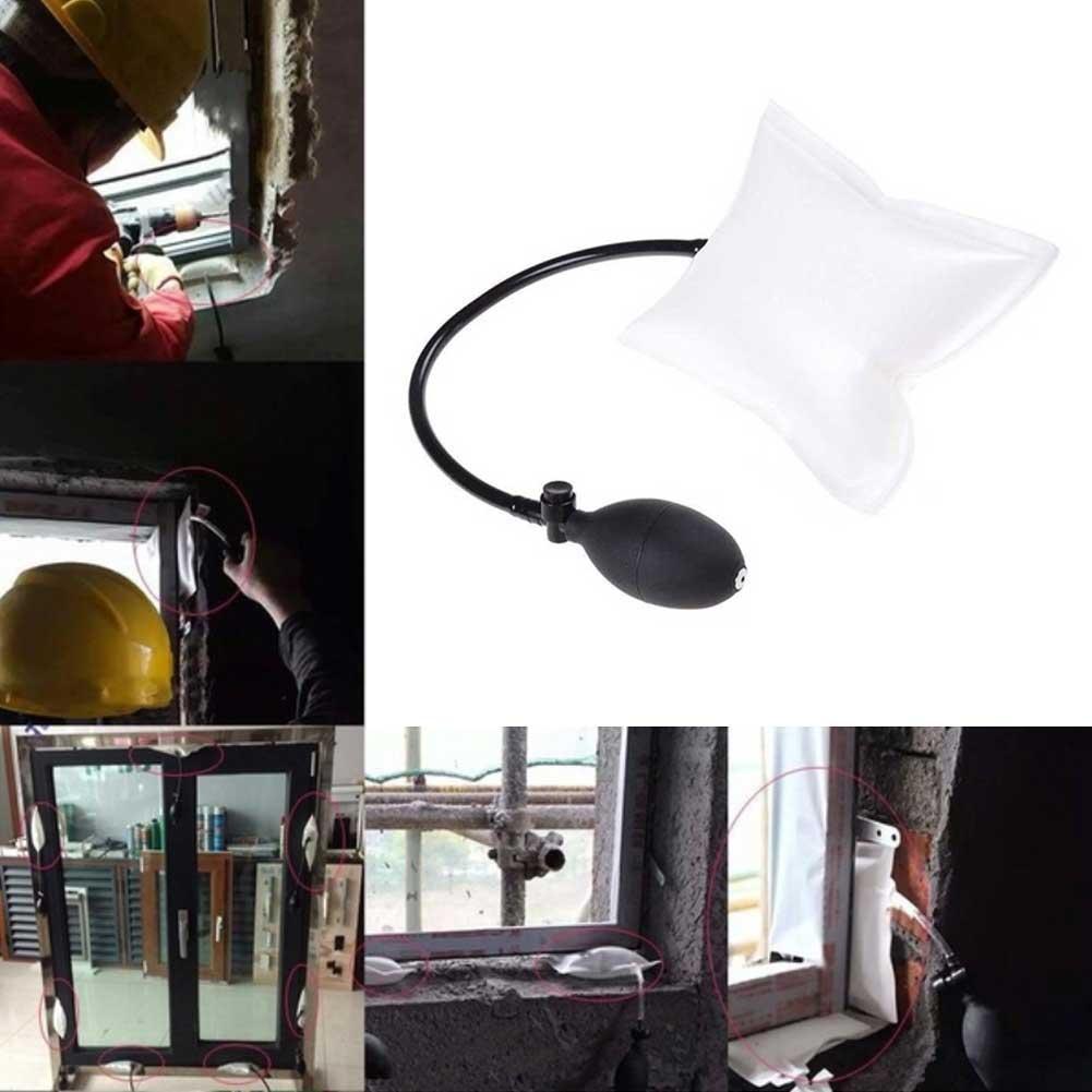 Auto Luftpumpe Wedge Auto Airbag Lock Pick Set Offene Tür Aufblasbare Pumpe Entry Öffnen Shim Air Reparatur Werkzeuge Pad fenster Keil P2S1