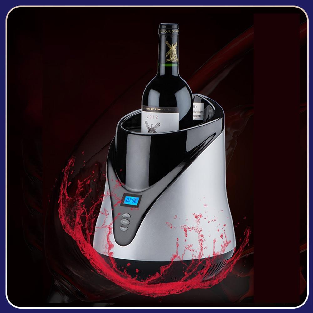 вино безалкогольное lussory premium белое полусухое chardonnay 0 75 л Ультразвуковой спиртовой алкогольщик, вино и белое вино могут использоваться для удаления острых и сильных ощущений осадка