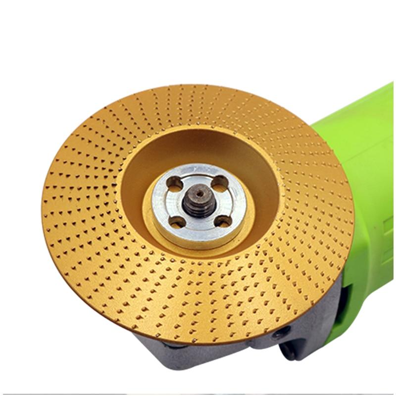 Rueda de pulido de ángulo de pulido redondo disco de modelado de - Herramientas abrasivas - foto 4