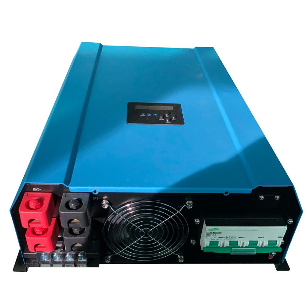 2018 novo 12v 24v 36 48v 60a 120a mppt controlador de carga solar para o sistema solar