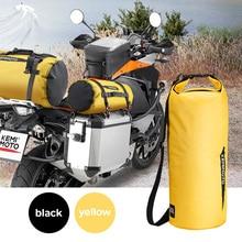 Sac de moto en plein air PVC sac sec sac étanche 10L 20L 30L, épaule, sac, plongée, natation, randonnée conduite voyage Kits