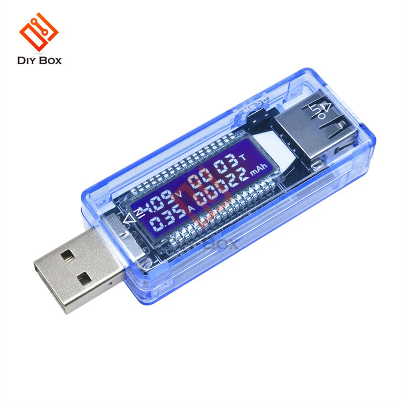 Зарядное устройство USB Doctor измеритель напряжения тока Рабочее время мощность Батарея емкость тест er метр Мобильный детектор уровня мощности детектор мощности батарея тест