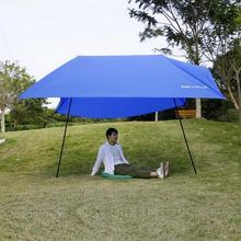 Comping tente plage abri soleil bâche tente ombre ultra-léger UV auvent de jardin auvent Camping extérieur pluie mouche Net