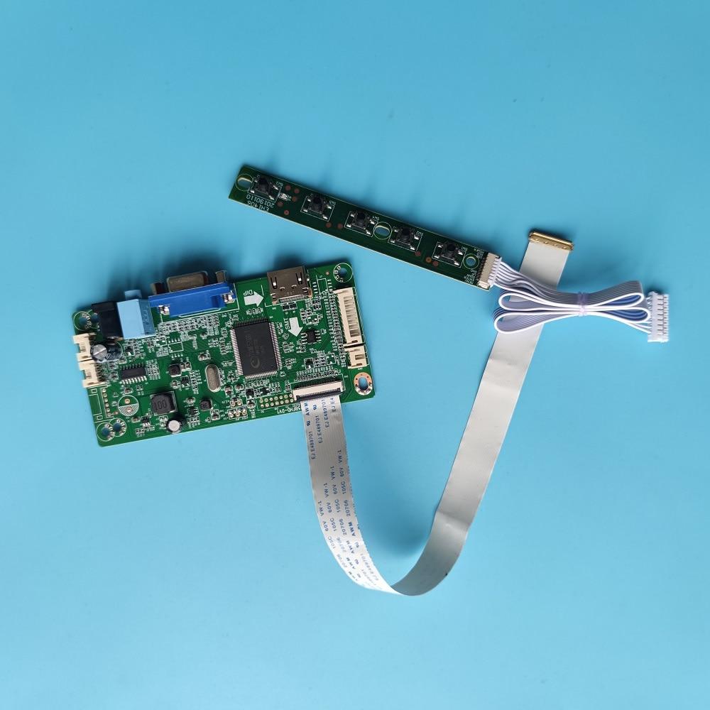 ل NV133FHM-N52 شاشة عرض EDP LED 30pin عدة VGA 13.3