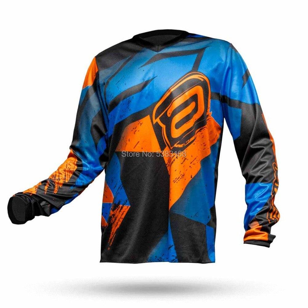 Camisetas de Motocross para hombre, Jersey de descenso DH, maillot MX para...