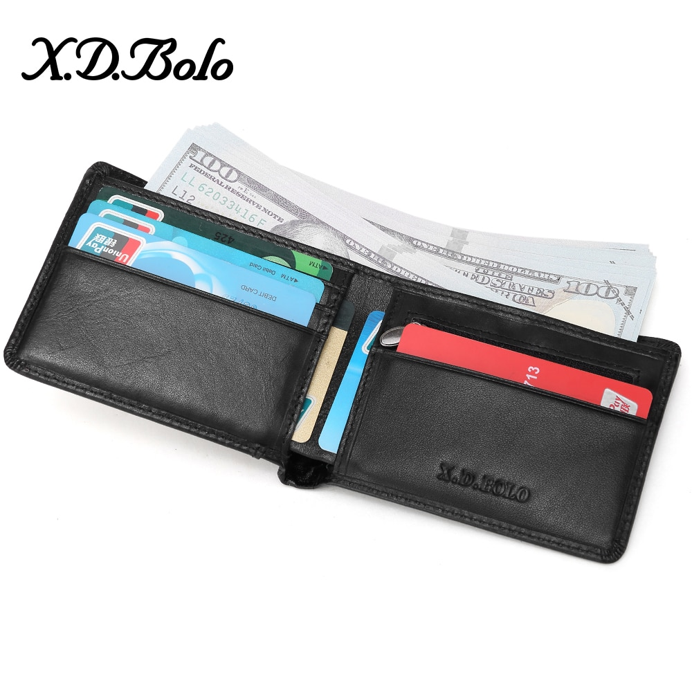 new genuine leather men wallets leather men bags clutch bags koffer wallet leather long wallet with coin pocket zipper men purse XDBOLO Genuine Leather Men Wallets Coin Pocket Zipper Real Men's Leather Wallet with Coin High Quality Male Purse cartera