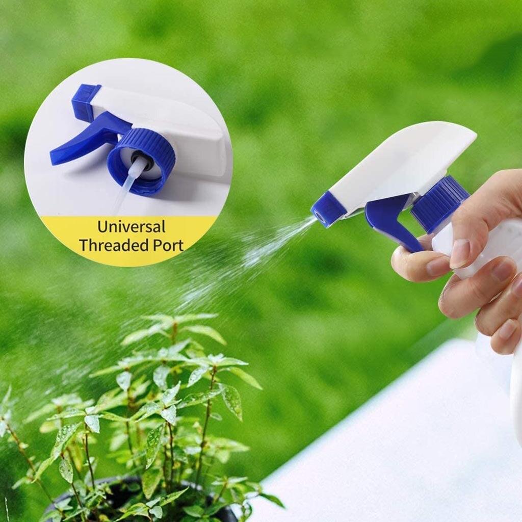 Pulverizador para jardinería, botella de Agua pulverizada de riego superior, pulverizadores de plástico Multicolor, pulverizadores de agua para plantas de casa, suministros de jardín