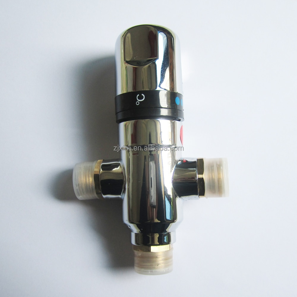 X9332 Luxury Brass Material Chrome Plated 1/2
