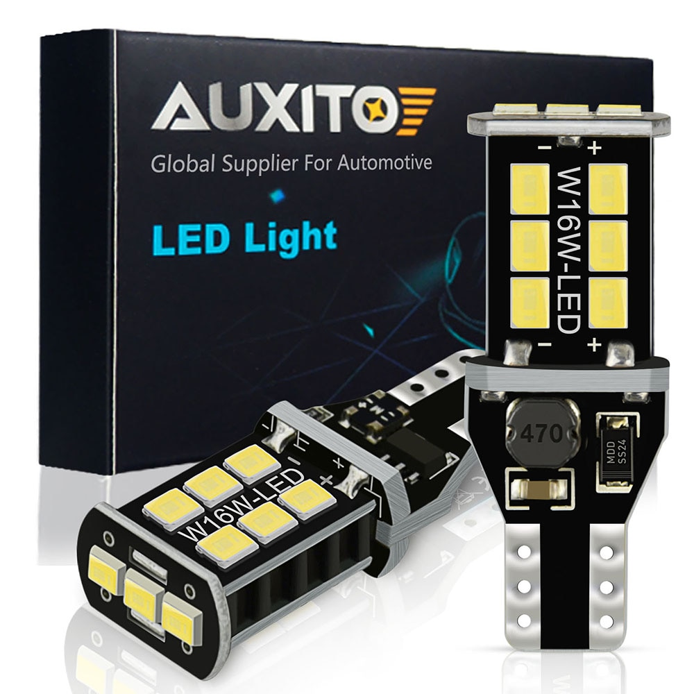 2x T15 led Canbus 921 W16W Led-lampe Auto Backup Reverse Lichter für Audi A4 B8 B6 A3 8P RS5 A6 C5 C6 C7 A7 A8 Q5 Q7 S4 S5 S6 TT