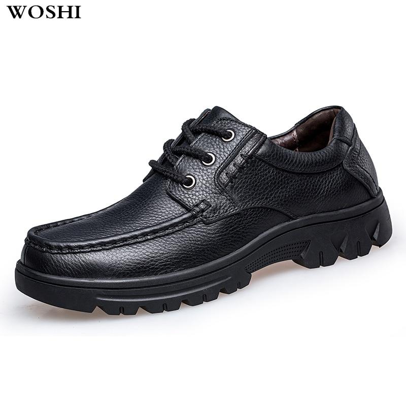 كبيرة الحجم 50 جلد أصلي للرجال حذاء رسمي الدانتيل يصل موضة عادية اليدوية الخياطة الرجال الرسمي الشقق الذكور أوكسفورد الأحذية o4