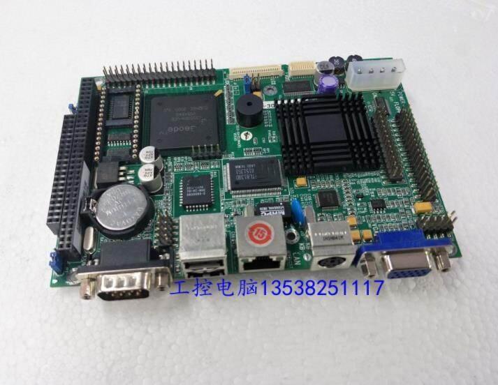 لوحات رئيسية مدمجة 3.5 بوصة وحدة المعالجة المركزية المتكاملة منخفضة الطاقة EC3-1541CLDNA (B) VER:B2