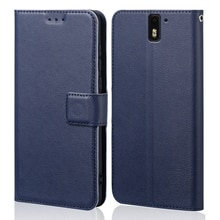 Silicone magnetic for One plus one A0001 Phone Case Cover Retro Flip Leather Case For Oneplus One Pl