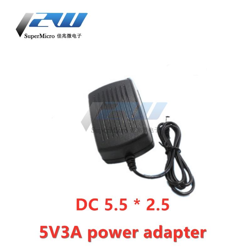 Adaptador de corriente 5V3A, potencia completa 1A2A, lámpara LED de planta, fuente de alimentación conmutada