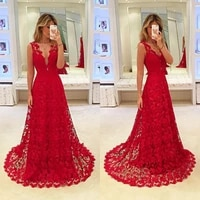 linglewei new spring and summer womens dress popular lace cut out dress sexy v neck dress