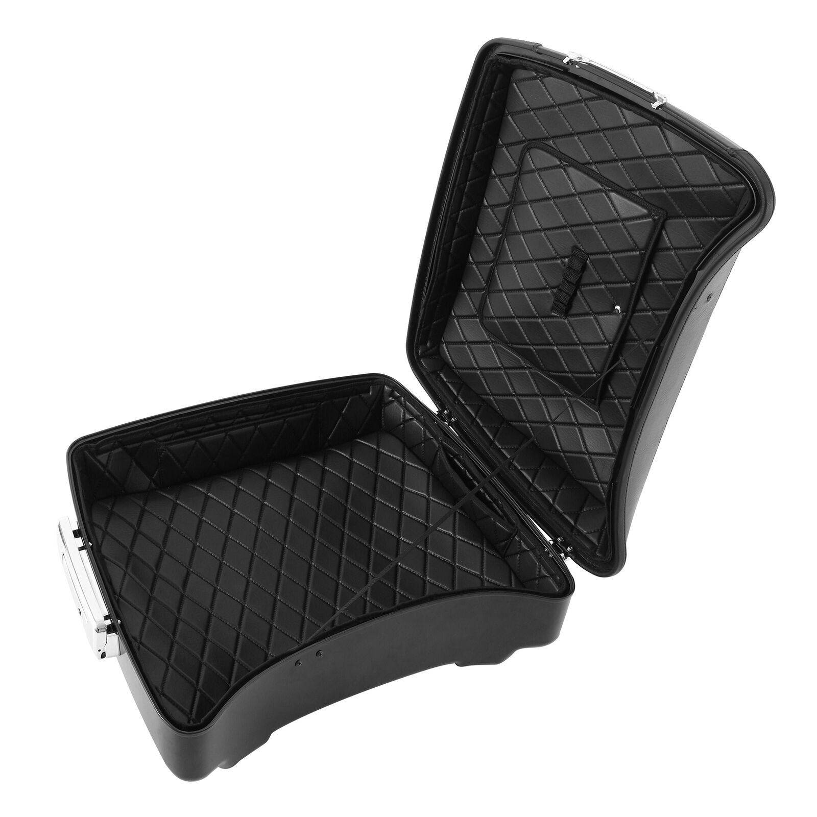 Motorcycle Chopped Pack Trunk Carpet Liner For Harley Touring Street Glide Road King 2014-2020 2019