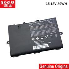 JIGU Original Tablet Battery P870BAT-8 6-87-P870S-4272 For CLEVO P775DM3 P8700S P870DM P870KM  FOR HASEE GX9 GX9 Plus GX9 Pro