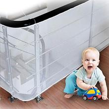 Baby Kids Safety Netto Verdikte Hek Mesh Thuis Balkon Trappen Rail Bescherming