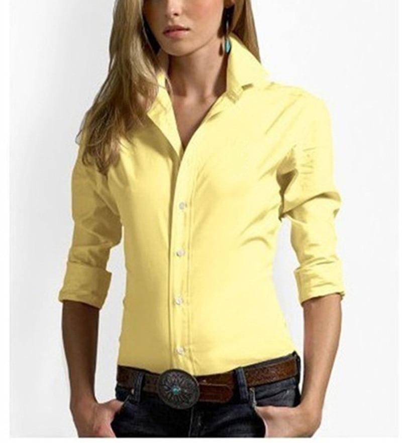 women small colorful pony polo cotton shirts camisa masculina lady Long Sleeve horse Dress Shirts female fashion casual chemise