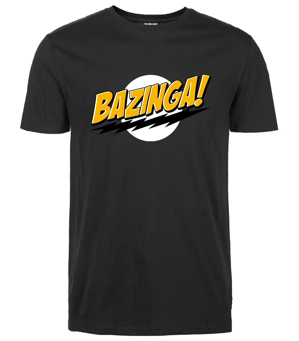 Забавная футболка The Big Bang Theory Bazinga 2019 Летняя Повседневная модная уличная Мужская футболка крутая уличная брендовая одежда
