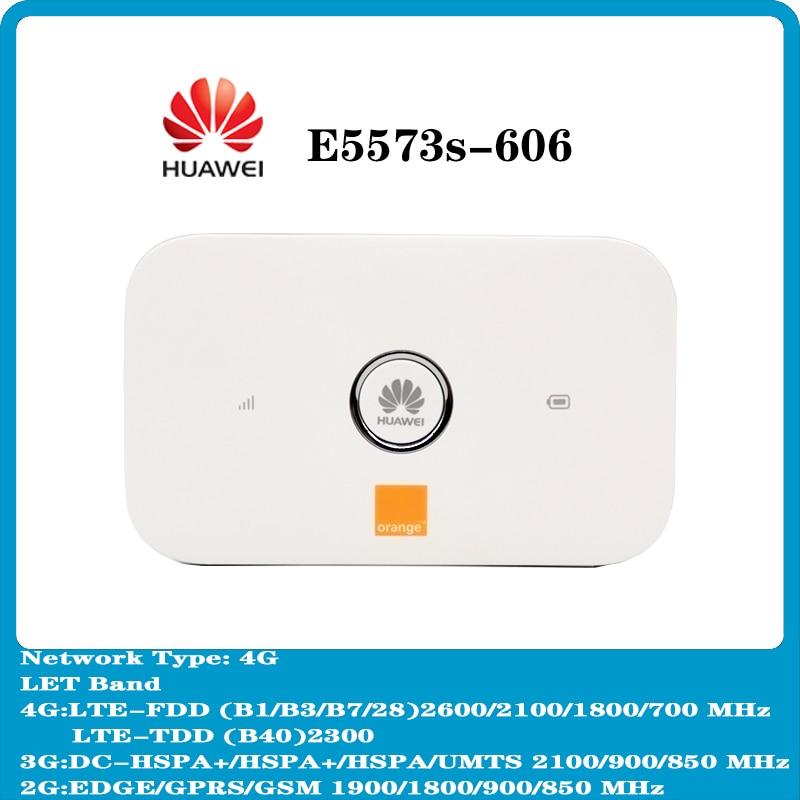 router roteador e5573 wireless de bolso com wi fi 4g entrada para antena de mbps