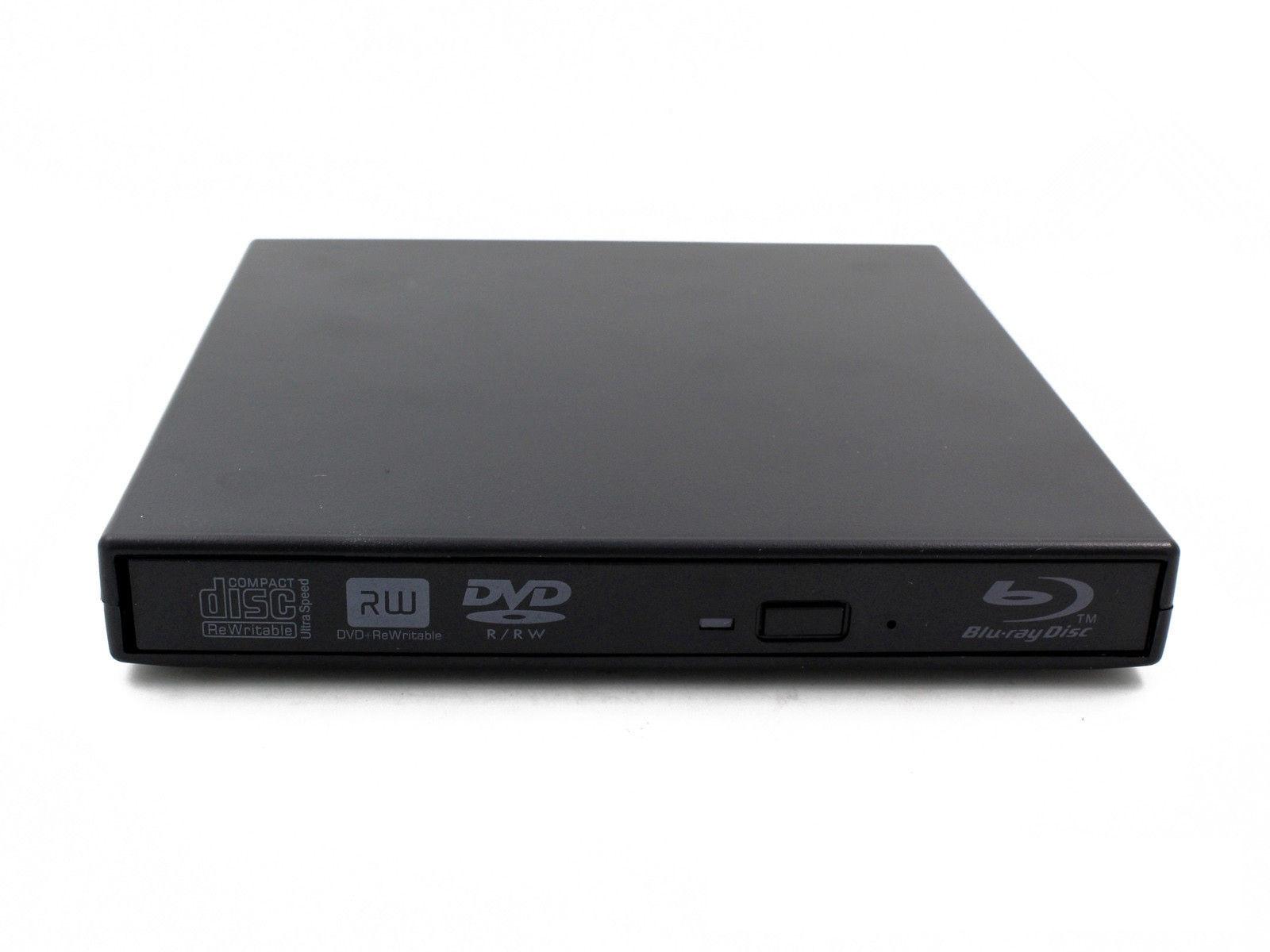Externo para Panasonic Blu-ray Burner Bd-re Dvd rw Drive Usb Uj-240 6x