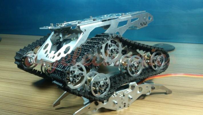 DIY дистанционное управление RC Танк умн