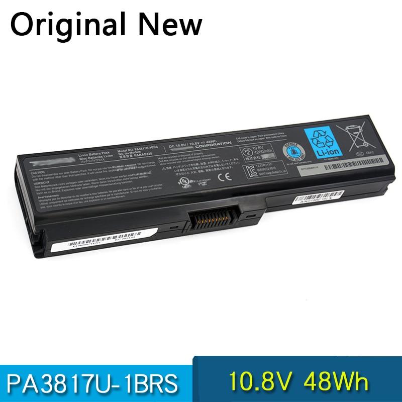 PA3818U PA3817U-1BRS -1BAS Laptop Battery For Toshiba Satellite A660 C640 C650 C655 C660 L510 L630 L640 L650 U400 L750 toshiba satellite c650 c655 c655d c660 c670 l650 l655 новая клавиатура ru
