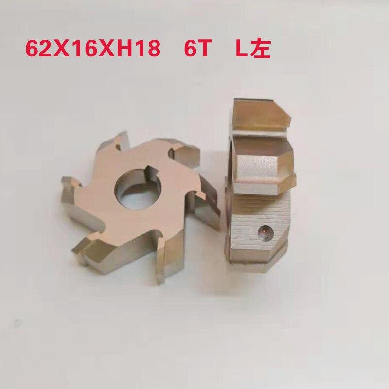 Piezas de anillado de borde de carpintería cortador de corte fino para máquinas Nanxing