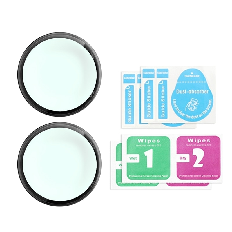 3D Full Edge Soft Protective Film Cover Protection Version Smartwatch Screen Protector For -Xiaomi Mi Smart Watch Color Sports transparent screen protector for xiaomi smart sports watch
