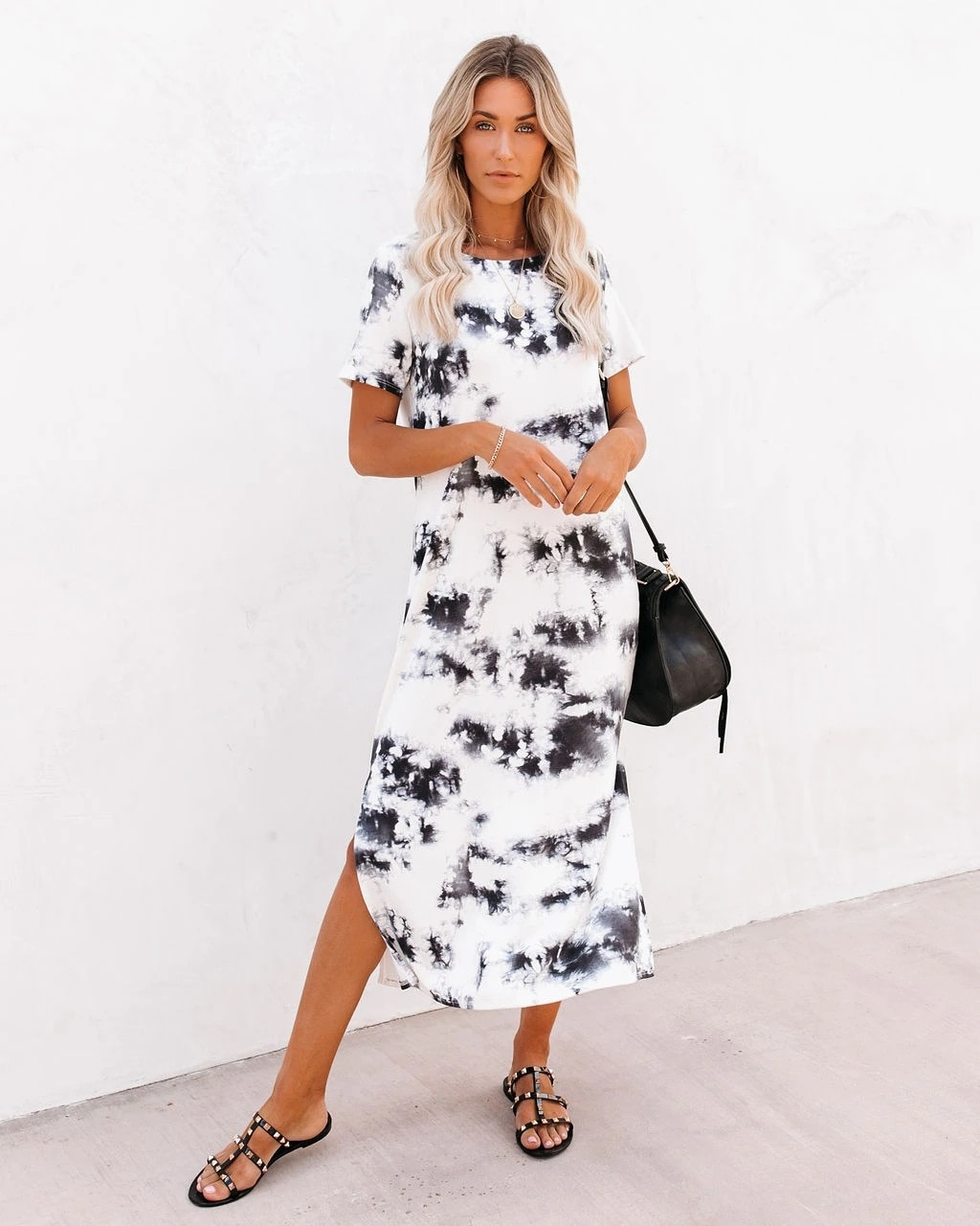 dresses mayoral 10686388 casual dress with short sleeves for girls Cotton Print Dress,Women's Casual Dress,Fashion Clothing for 2021,Long Skirt for Girls with Round Neck and Short Sleeves,Selling