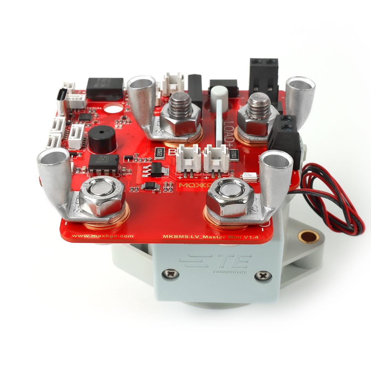 LV BMS Master Board 30V-150V for Li-Ion Li-Polymer Li-Phosphate Battery  Management System 8S / 12S / 18S / 24S /30S / 36S