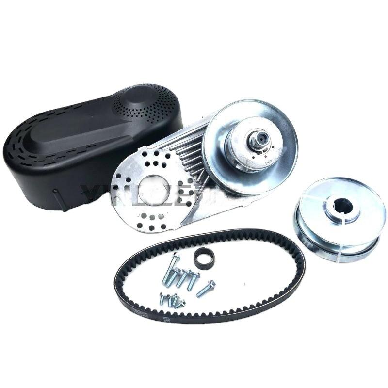 KARTING UTV Buggy ATV Engine CVT 25.4MM 20MM Clutch Reverse GO KART Gearbox enlarge