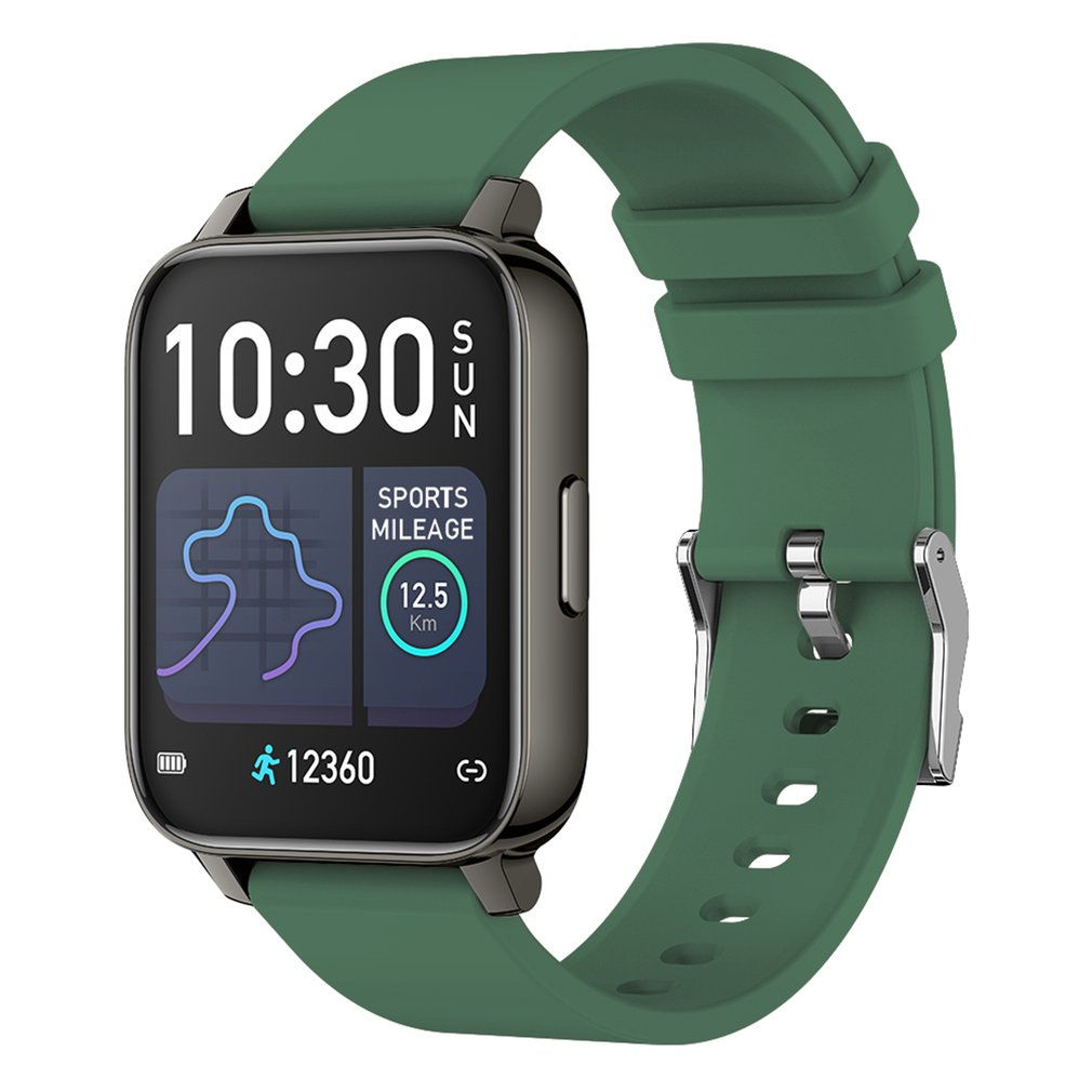 Promo Smart Watch for Women 1.69 inch Touch Screen Fitness Tracker Watch IP67 Waterproof Smartwatch with Heart Rate and Sleep Monitor