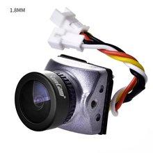 Runcam Racer Nano 700TVL commutable 1.8mm/2.1mm lentille plus petite caméra FPV faible latence intégrée OSD pour Drone FPV RC