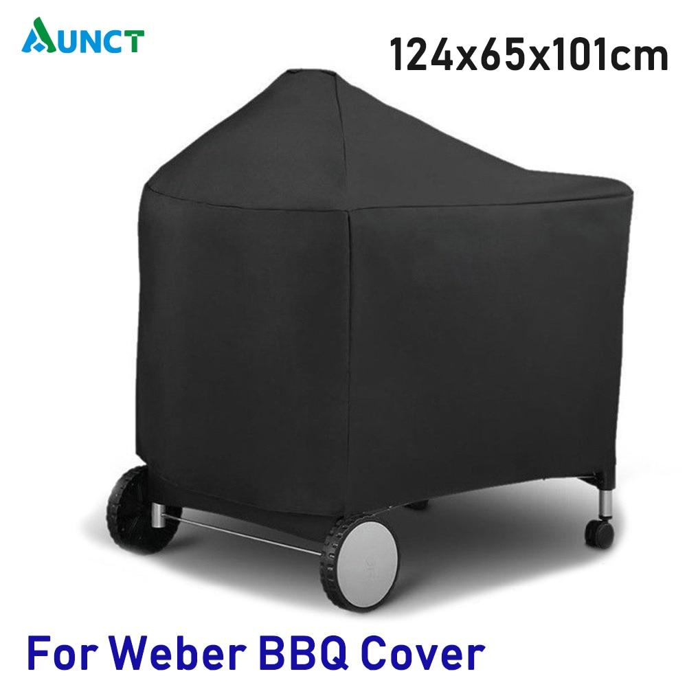 Водонепроницаемый защитный чехол для барбекю и гриля Weber 7152, угольные грили, аксессуары для кемпинга, барбекю, x 65x см