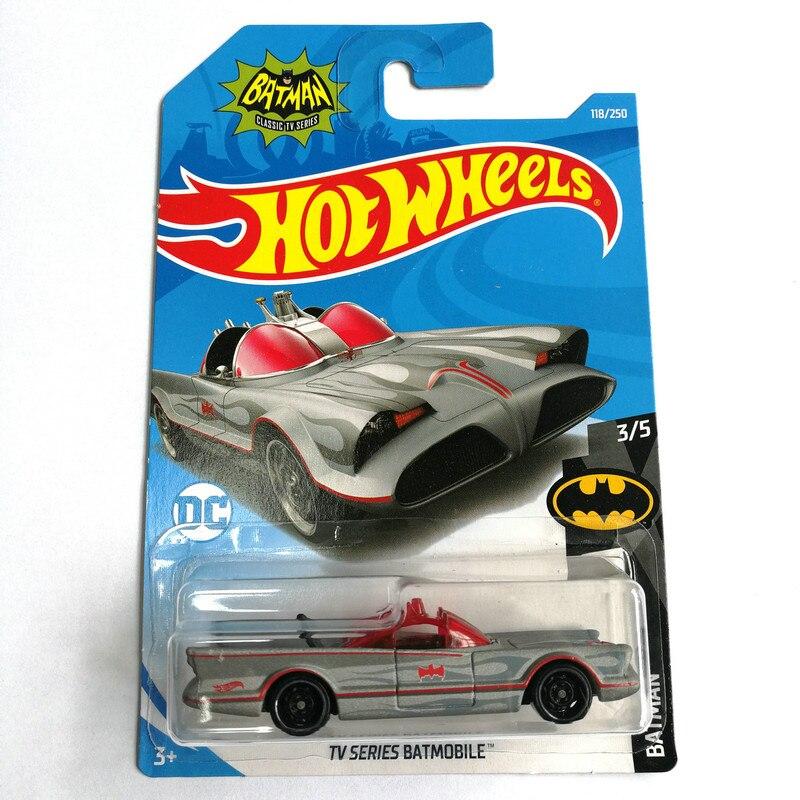 Hot Wheels 164 Auto 2019 NO.84-128 BATMOBIL JEEP FORD CHEVY Metall Diecast Modell Auto Kinder Spielzeug Geschenk