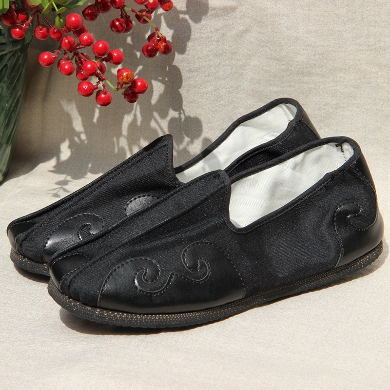Catazer-أحذية الووشو تاي تشي الصينية ، نعال تاو تاي تشي ، أحذية الكونغ فو