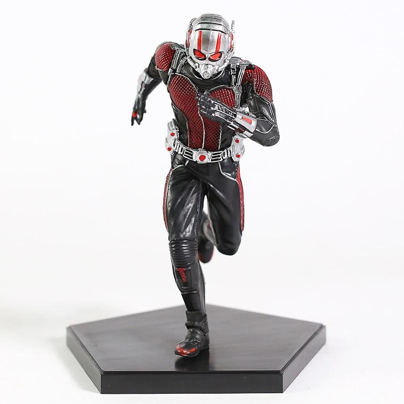 استوديوهات آيرون-شخصيات Ant Man ، تمثال مقياس 1/10 ، نموذج لعبة قابل للتحصيل PVC