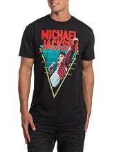 Michael Jackson T-shirt kral Pop Vintage stil orijinal tee MJ 80