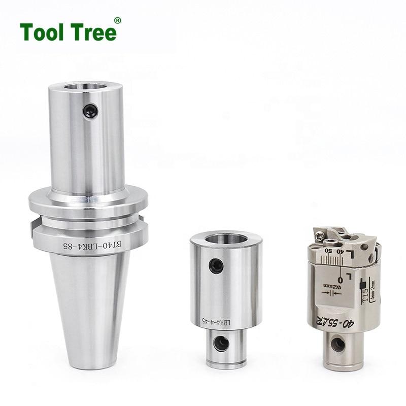 RBH adjustable Boring Head For milling machine micro boring head with LBK boring tool shank enlarge