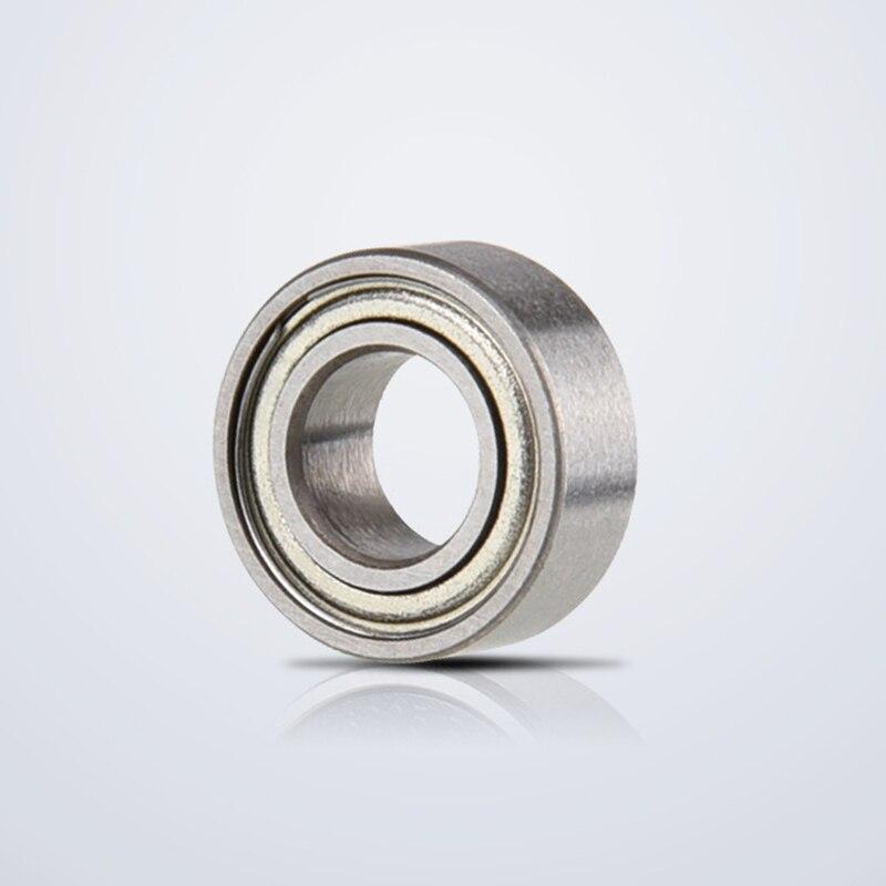 Cojinete en miniatura de bola de ranura profunda, rodamiento pequeño MR105ZZ para...