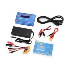 Imax B6 80W 6A Batterij Lader Lipo Nimh Li-Ion Ni-Cd Digitale Rc Balans Lader Ontlader Met Adapter met Eu/Us Plug