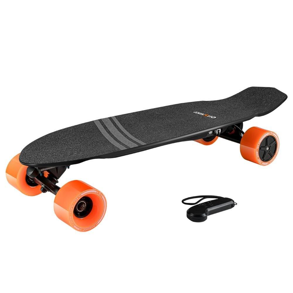 enSkate R3 mini Electric Skateboard Wireless Remote Control Eletric Scooter Max 21.7 MPH 12.5 Miles Range 900W